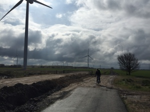 Steve and Wind Farms